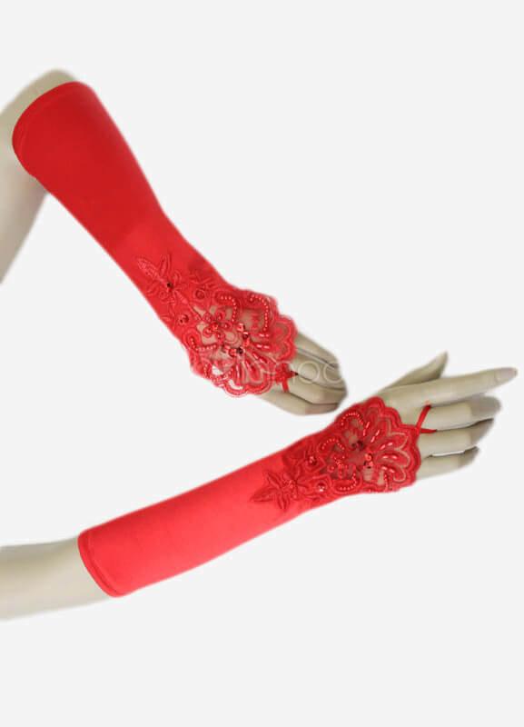 Женские эротические перчатки
